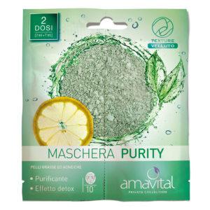 Maschera purity
