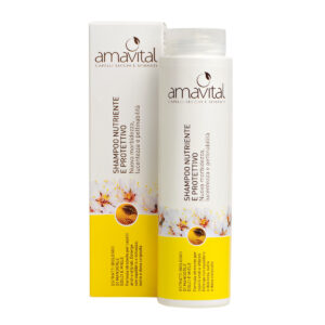 Shampoo nutriente e protettivo