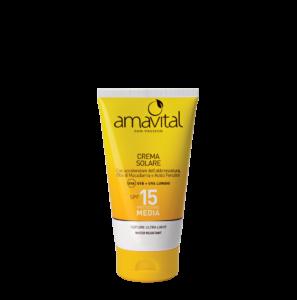 Crema Solare – SPF 15