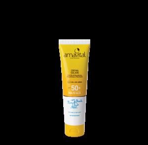 Crema Solare Bimbi – SPF 50+