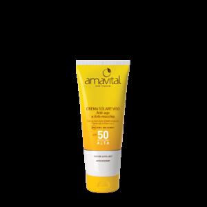 Crema Solare Viso – SPF 50 anti-age e anti-macchia
