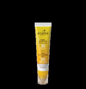 Crema Solare SPF 30 – Stick Zone Sensibili SPF 50 +