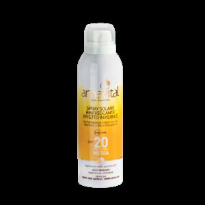 Spray solare rinfrescante – spf 20