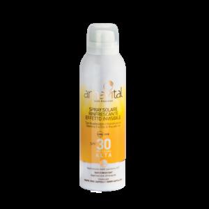 Spray solare rinfrescante – spf 30