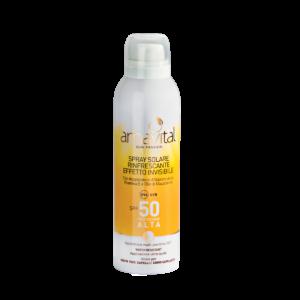Spray solare rinfrescante – spf 50